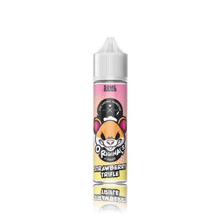 Strawberry Trifle Shortfill by The Vaping Hamster