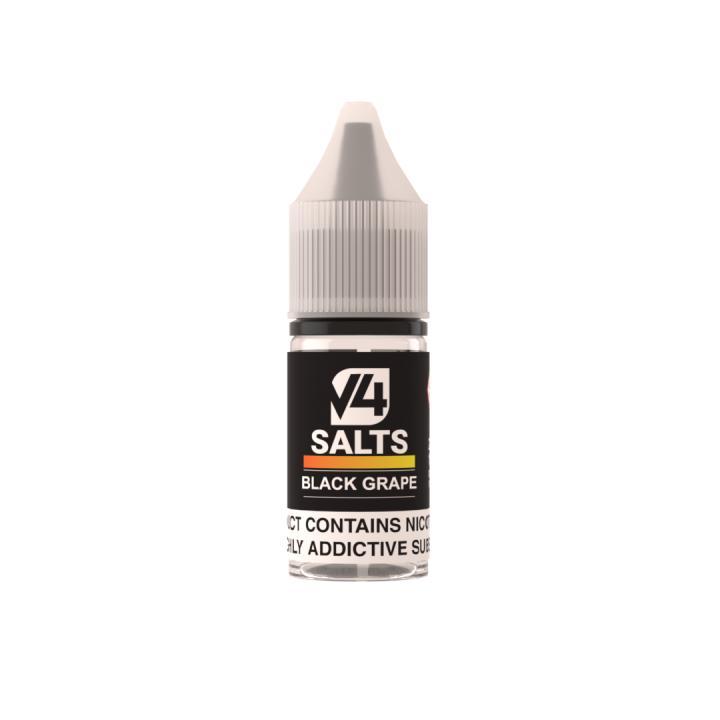 Black Grape Nicotine Salt by V4POUR