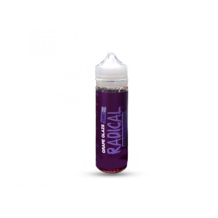 Grape Glaze Shortfill by Radical Drip