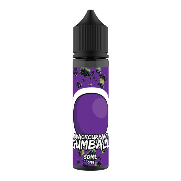 Blackcurrant Gumball Shortfill by Gumball by SYCO