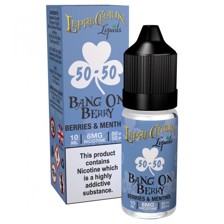 Bang On Berry Regular 10ml by Leprechaun Liquids