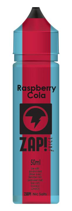Raspberry Cola Shortfill by Zap!