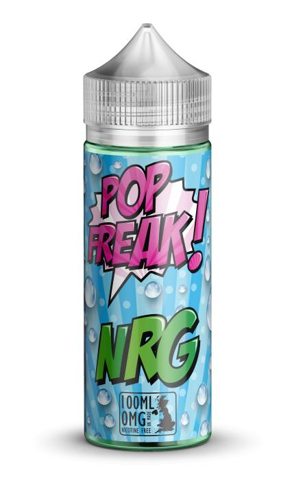 NRG Shortfill by Pop Freak