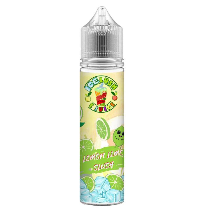 Lemon Lime Slush Shortfill by IceLush