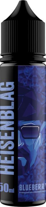 Blueberry Shortfill by Heisenblag