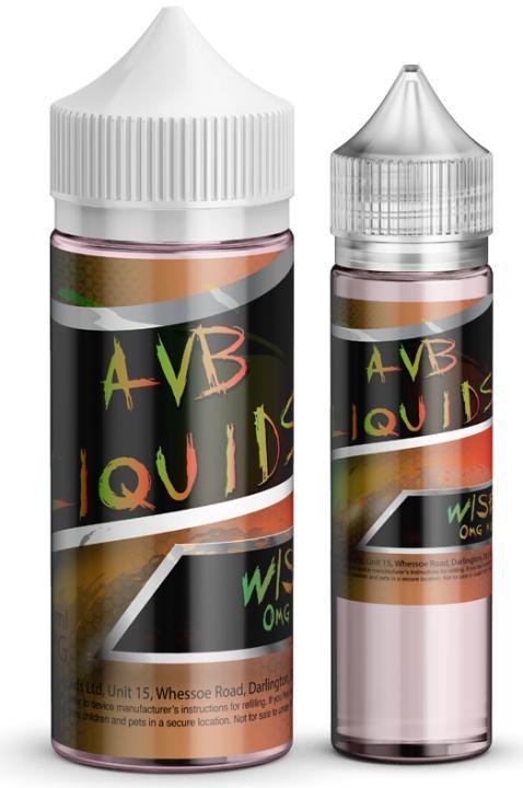 Wiseman Shortfill by AVB Liquids