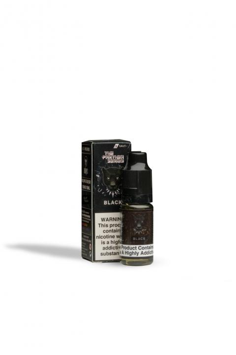 Black Panther Nicotine Salt by Dr Vapes