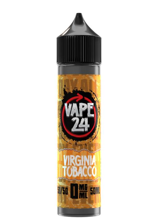 Virginia Tobacco Shortfill by Vape 24