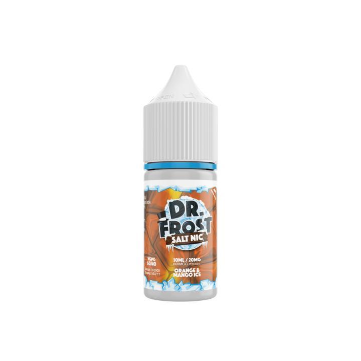 Orange And Mango Ice Nicotine Salt by Dr Frost