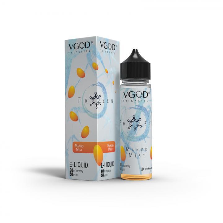 Mango Mist Shortfill by VGOD
