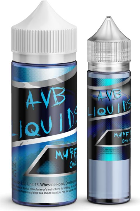 Murf Blood Shortfill by AVB Liquids