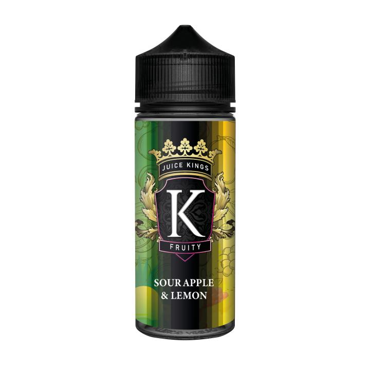 Sour Apple & Lemon Shortfill by Juice Kings