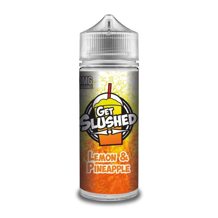 Slushed Lemon & Pineapple Shortfill by Get E Liquid