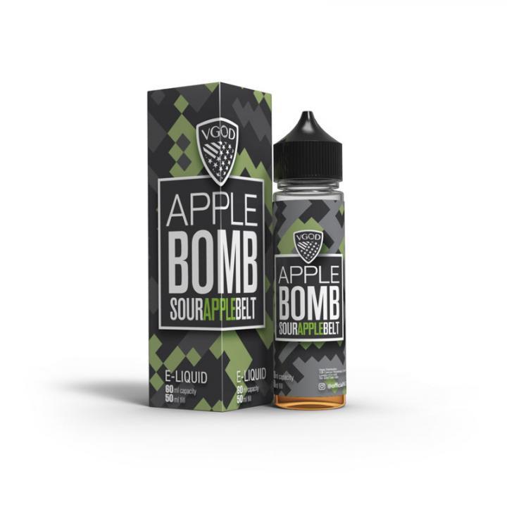 Apple Bomb e-Liquid