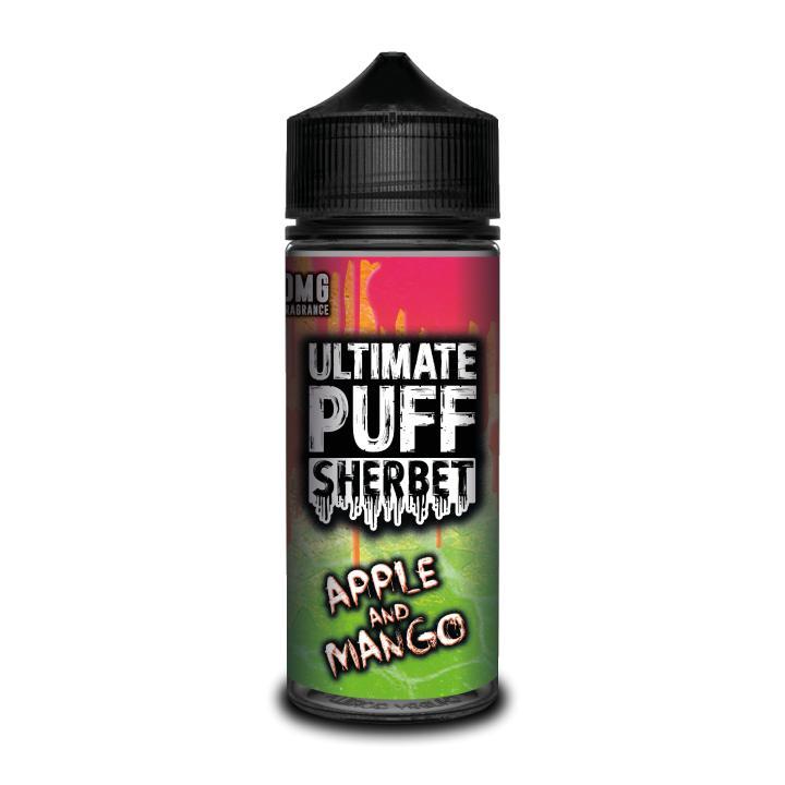 Sherbet Apple & Mango Shortfill by Ultimate Puff