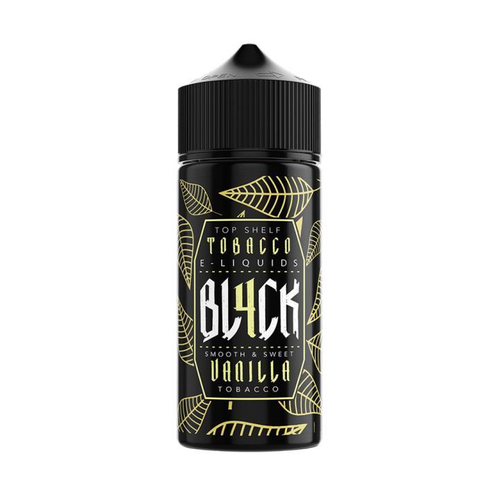 Vanilla Tobacco Shortfill by BL4CK