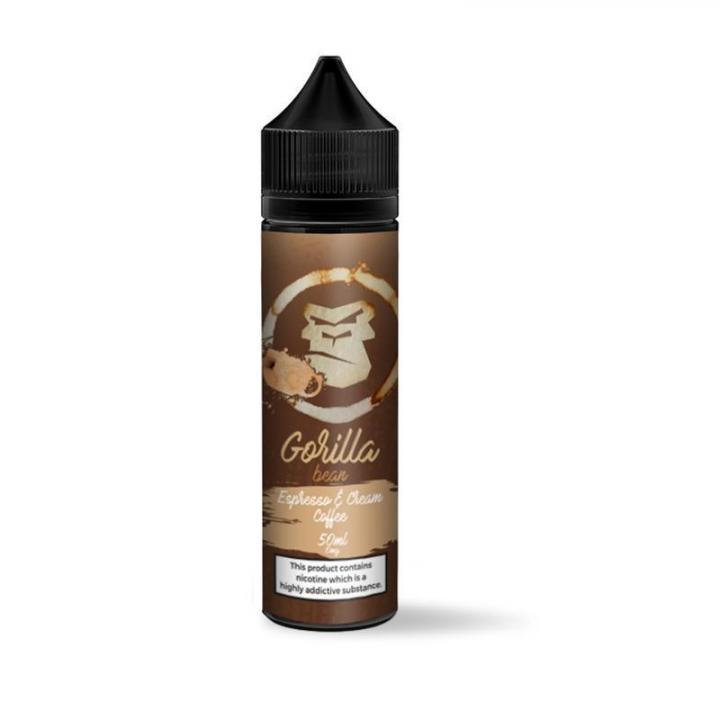 Espresso Cream Shortfill by Gorilla Bean