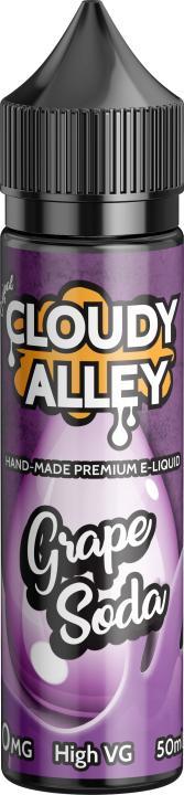 Grape Soda Shortfill by Cloudy Alley