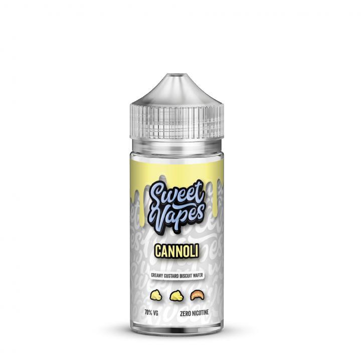 Cannoli Shortfill by Sweet Vapes