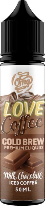 Coffee Milk Chocolate Shortfill by Love Coffee