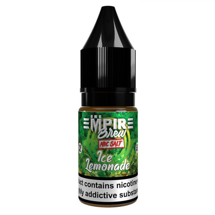 Ice Lemonade Nicotine Salt by Empire Brew