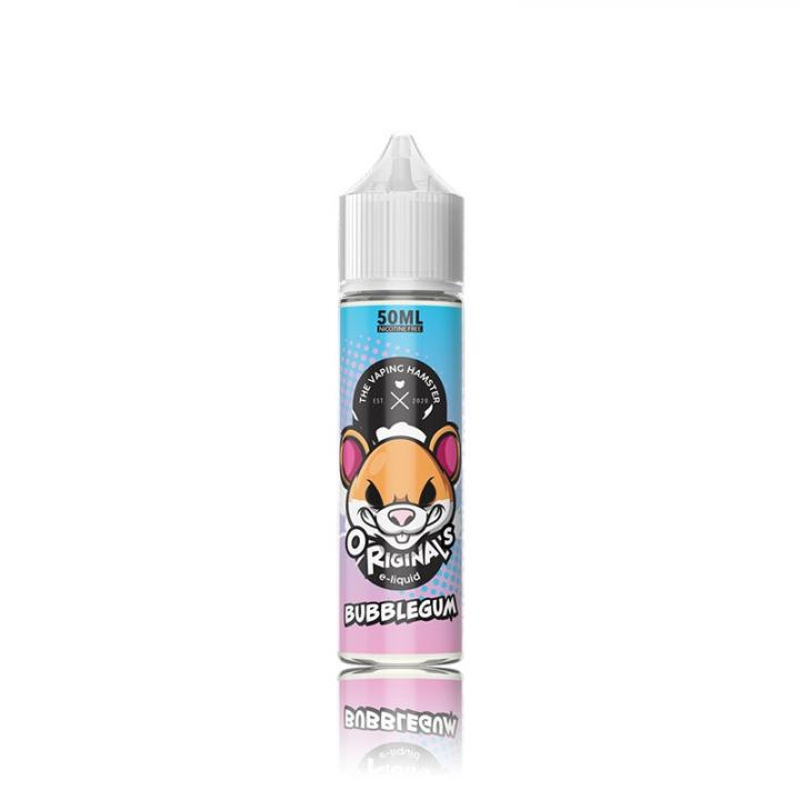 Bubblegum Shortfill by The Vaping Hamster