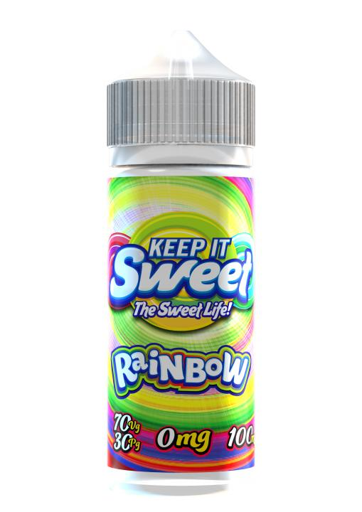 Sweet Rainbow Shortfill by Keep It Sweet