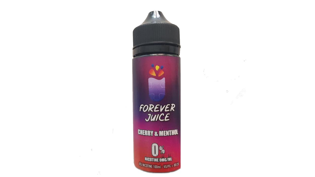 Cherry & Menthol Shortfill by Forever Juice