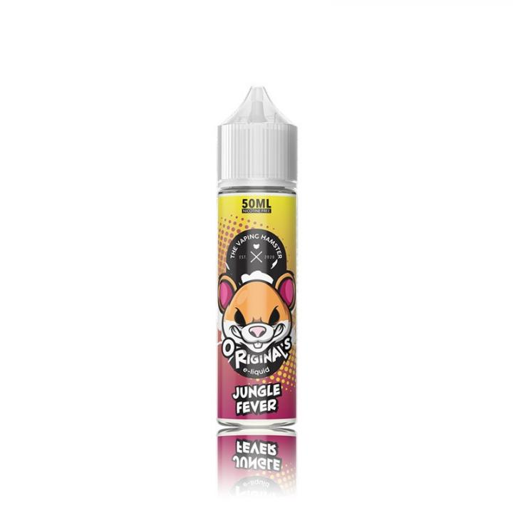 Jungle Fever Shortfill by The Vaping Hamster