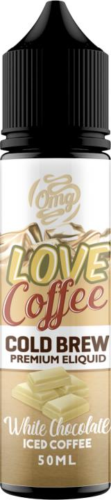 Coffee White Chocolate Shortfill by Love Coffee