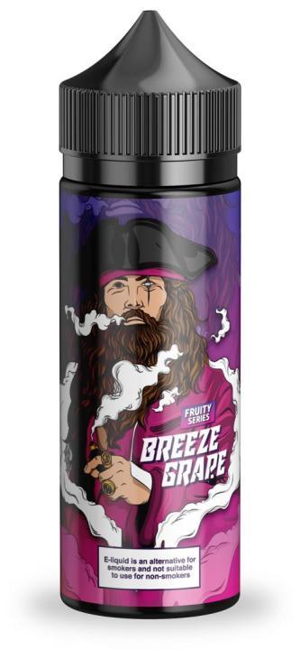 Breeze Grape Shortfill by Mr Juicer