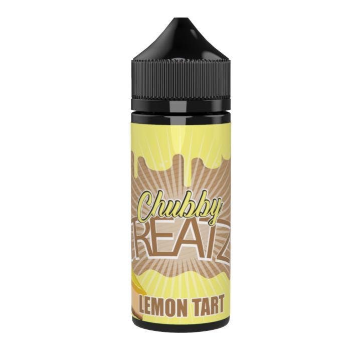 Lemon Tart Shortfill by Chubby Treatz