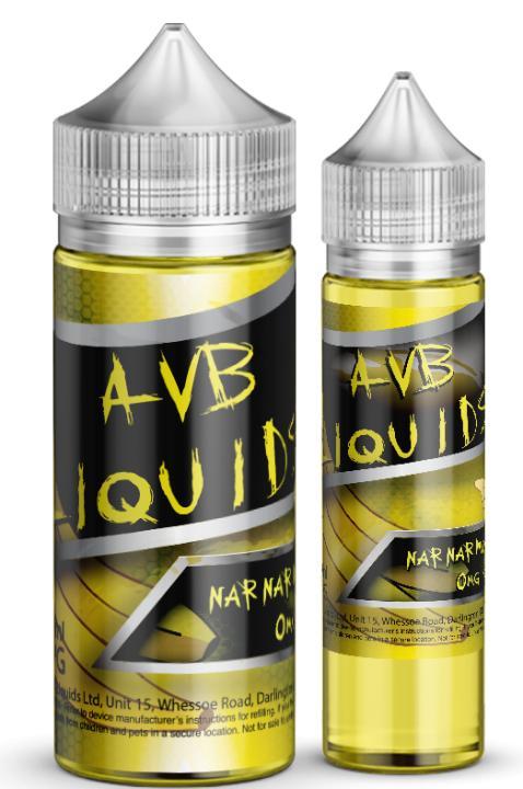 Nar Nar Moo Shake Shortfill by AVB Liquids
