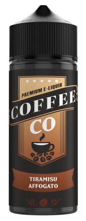Tiramisu Affogato Shortfill by Coffee Co