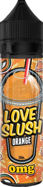 Orange Slush Shortfill by Love Slush