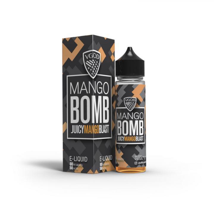 Mango Bomb Shortfill by VGOD