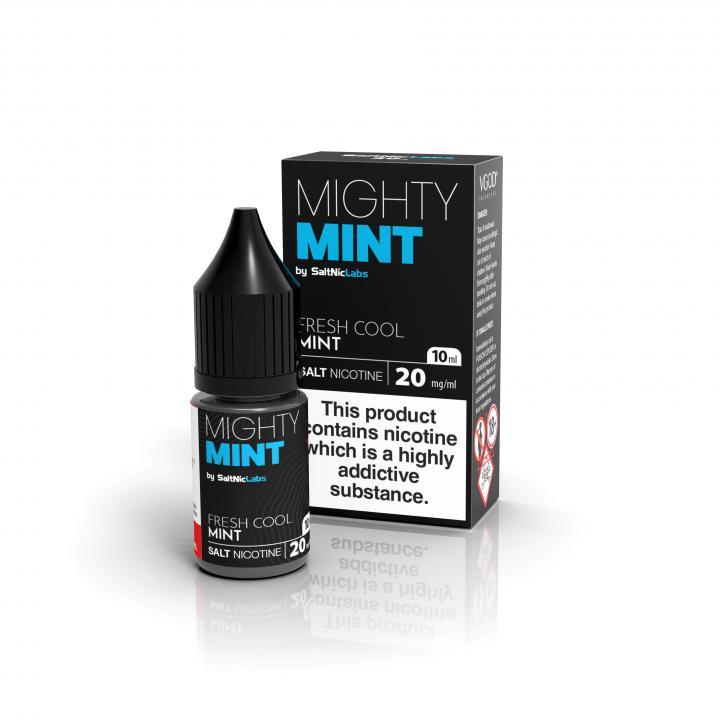 Mighty Mint Nicotine Salt by VGOD