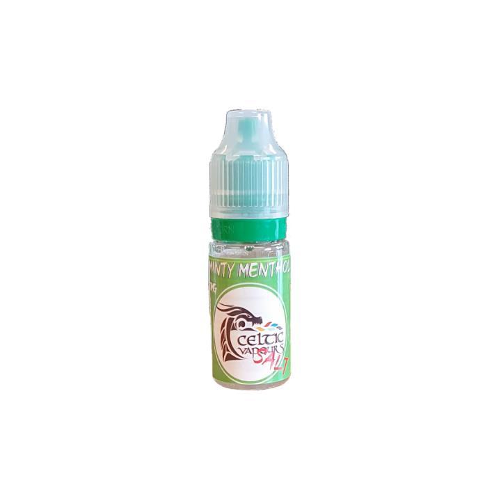 Minty Menthol Nicotine Salt by Celtic Vapours