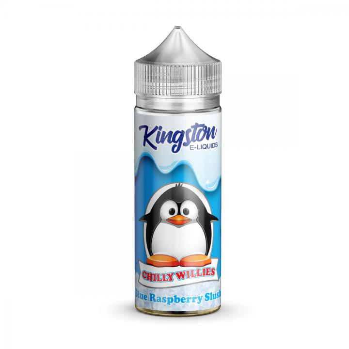Chillie Willies Blue Raspberry Slush Shortfill by Kingston e-Liquids
