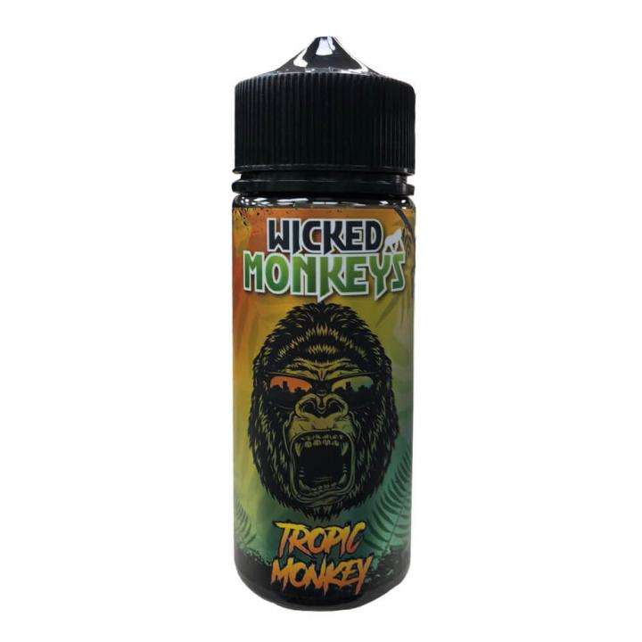 Tropic Monkey Shortfill by Wicked Monkey