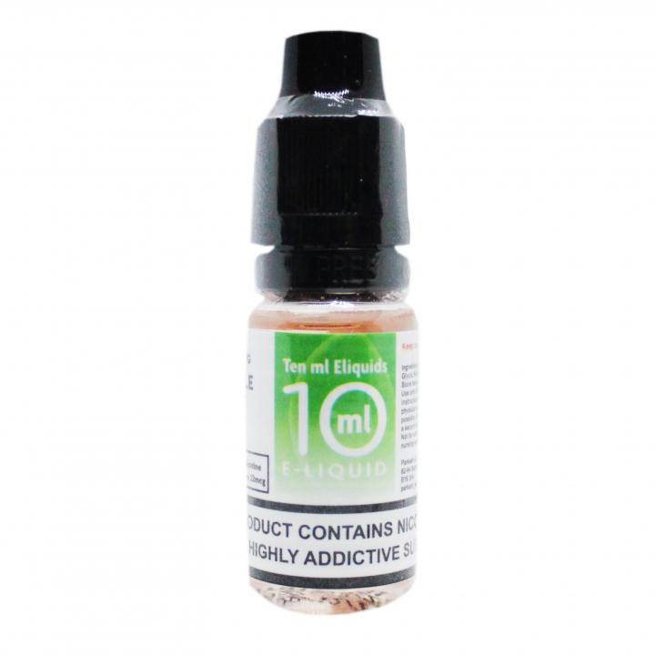 Double Mint Regular 10ml by 10ml E-Liquid