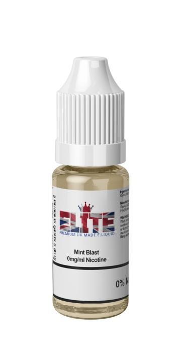 Mint Blast Regular 10ml by Elite Liquid