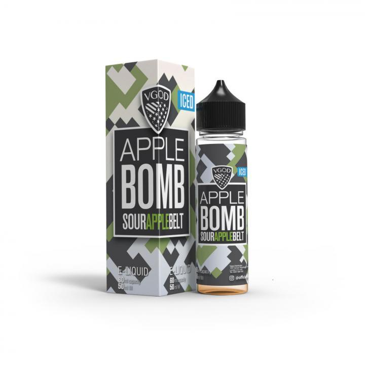 Iced Apple Bomb Shortfill by VGOD