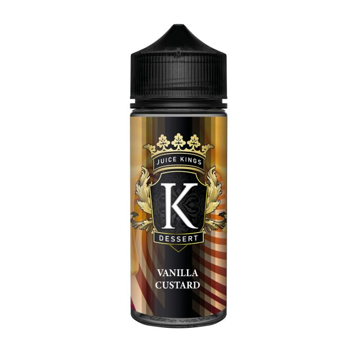 Vanilla Custard Shortfill by Juice Kings