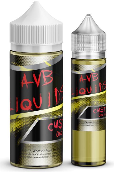 Cust Doh Shortfill by AVB Liquids