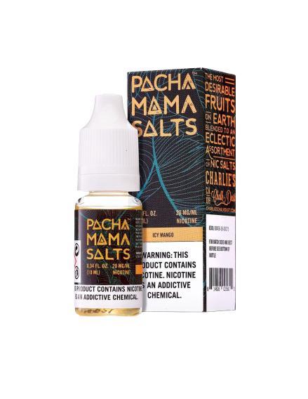 Icy Mango Nicotine Salt by Pacha Mama