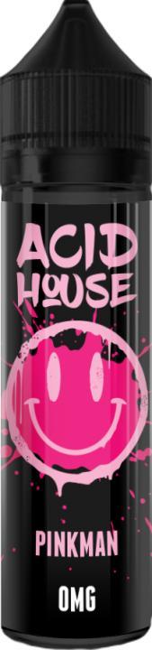 Pinkmen Shortfill by Acid House