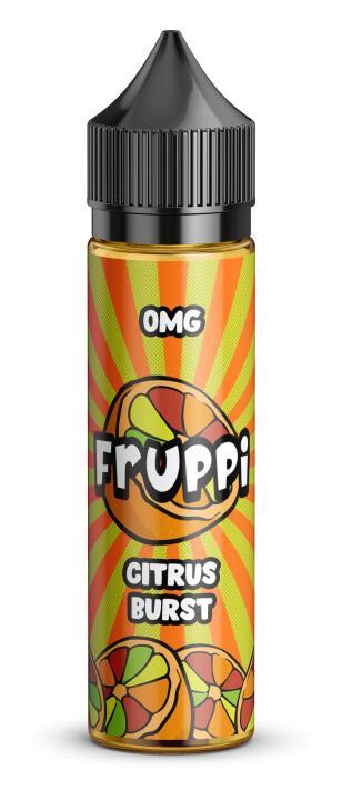 Citrust Burst Shortfill by Fruppi