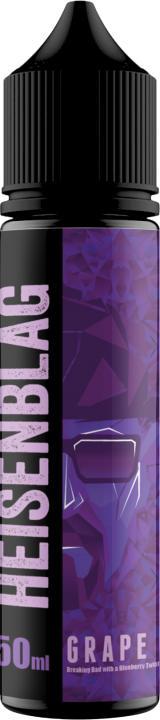 Grape Shortfill by Heisenblag