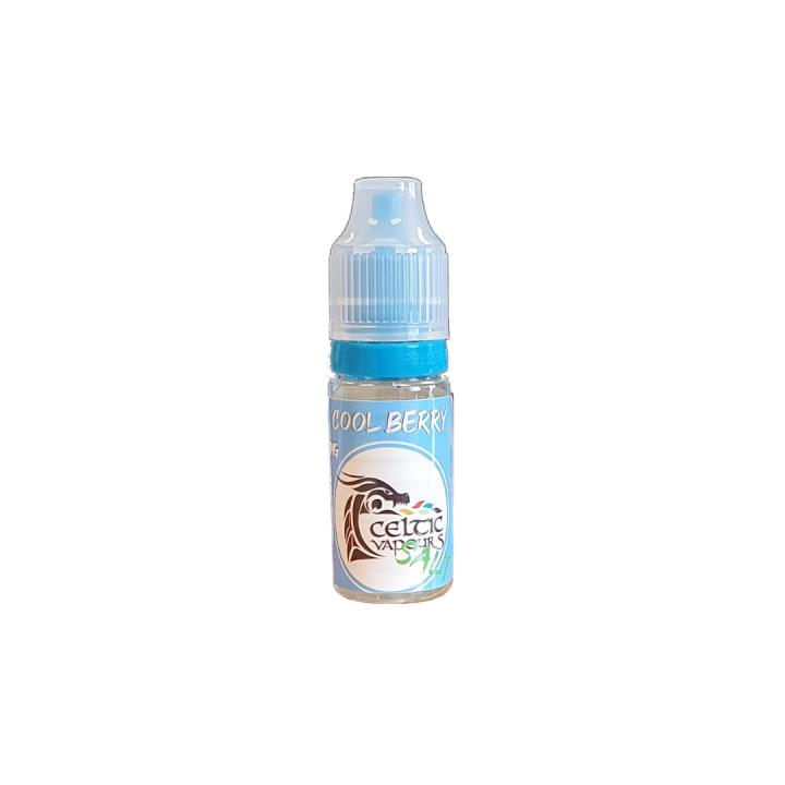 Cool Berry Nicotine Salt by Celtic Vapours